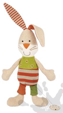 Organic Collection Hase mit Spieluhr 48920