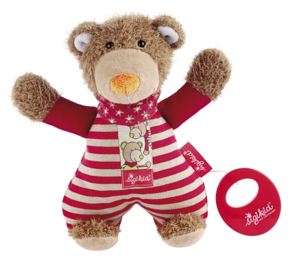 Wild and Berry Bears Spieluhr 40784
