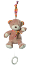 Fehn Rainbow Mini Spieluhr Teddy 160055