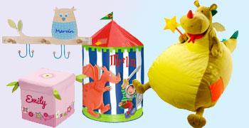 Kinderzimmer Einrichten Zauberhaft Bestickte Babyartikel