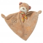 Preview: Fehn Rainbow Schmusetuch Teddy 160307