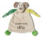 Preview: Nici Schmusetuch Hund Mum + Dad = Me 40037