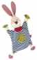 Preview: Sigikid Organic Collection Schnuffeltuch Hase 40504