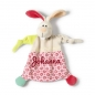 Mobile Preview: Nici Schmusetuch Hase 39243