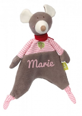 Sigikid Green Collection Schnuffeltuch Maus 41781